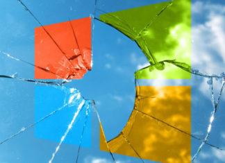broken windows logo