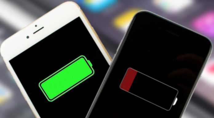 Apple CEO Tim Cook says Apple Inc. will use artificial intelligence technology to increase iPhone battery life