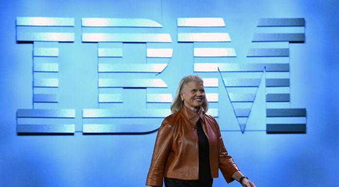 "IBM CEO Virginia ""Ginni"" Rometty"