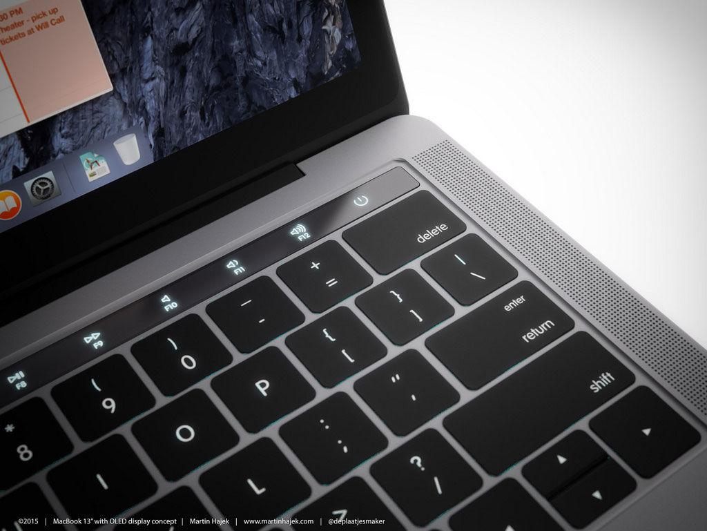 Apple Unveils Thinnest, Lightest New MacBook Pro