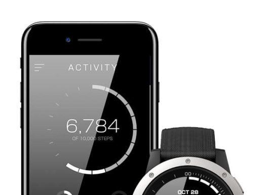 Matrix Powerwatch - smart watch that runs on thermoelectricity