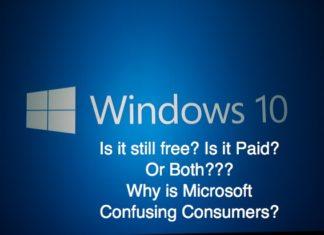 Windows 10 upgrade - Is it still free?