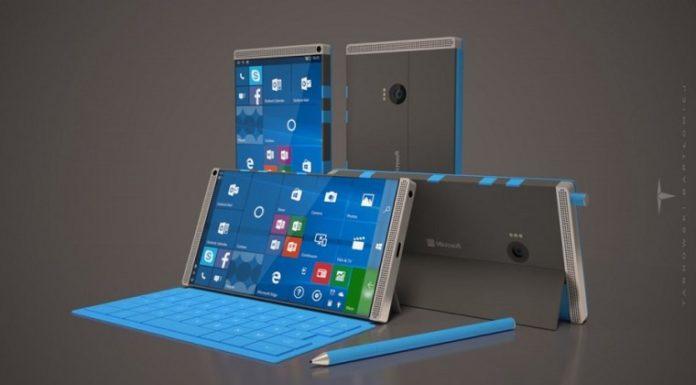 Surface Phone needs Windows 10 Creators Update. Why?