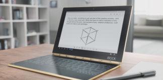 Chrome OS coming to Lenovo Yoga Book in 2017
