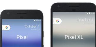 Google Pixel and Google Pixel XL