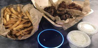Amazon Alexa gets customizable ordering for Wingstop Inc.