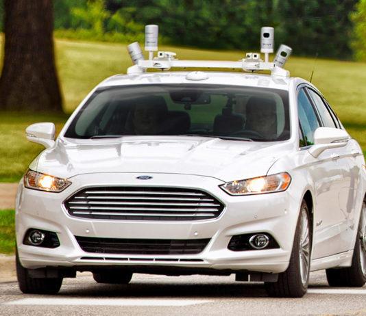 Ford autonomous vehicle technology