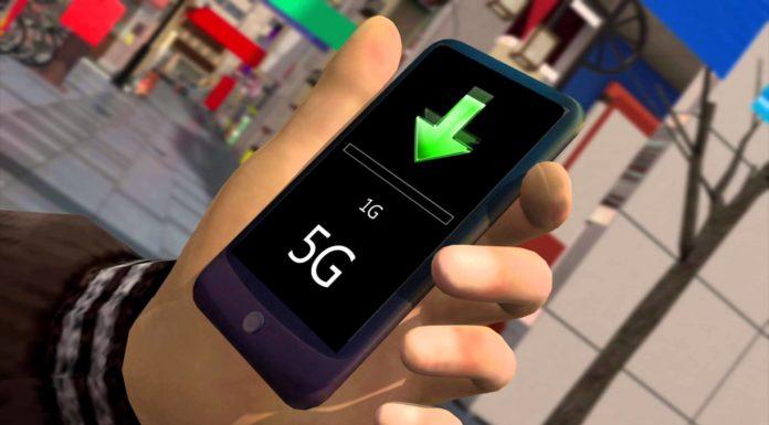 5G wireless mobile technology