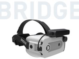 Bridge by Occipital, a mixed reality VR headet
