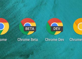 Google Chrome Canary on v59.x
