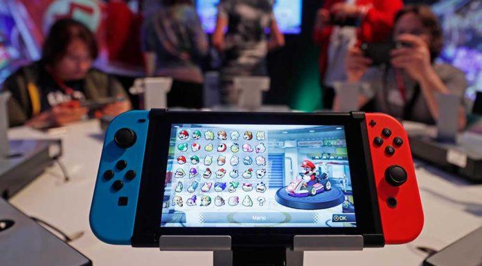 Nintendo Switch availability tracking websites