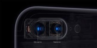 iPhone 7 Plus portrait mode
