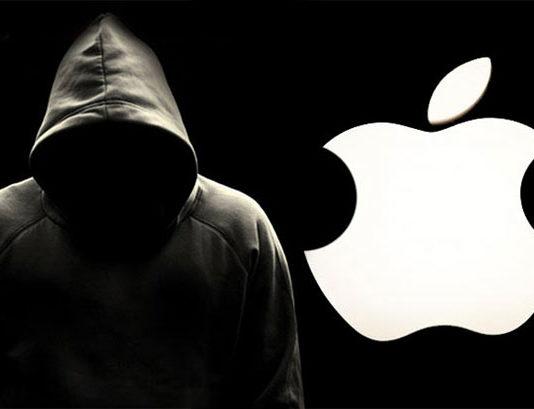 iOS hacked