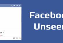 Facebook Messenger Google Chrome Extension