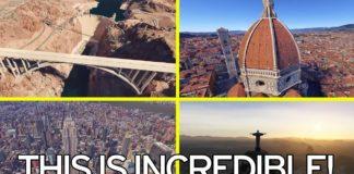 Google Earth VR app for Oculus Rift