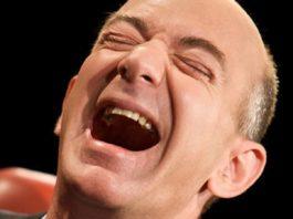 Jeff Bezos Amazon Earnings Q1 2017