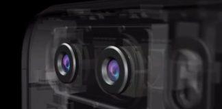 Samsung Galaxy Note 8 dual camera system