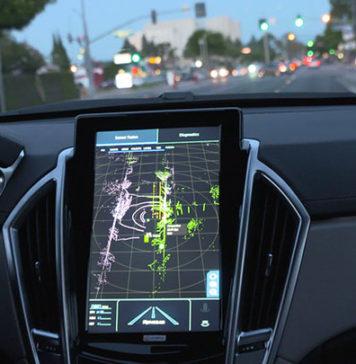 Apple autonomous driving technology