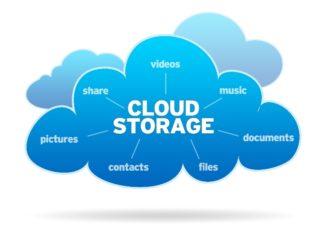 cloud computing object storage