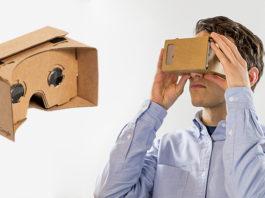 google chrome android google cardboard VR