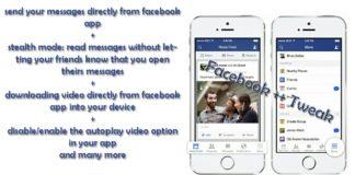 iOS 10.3 facebook++ no jailbreak