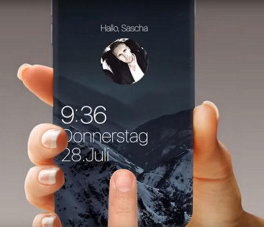 iPhone 8 fingerprint sensor Touch ID