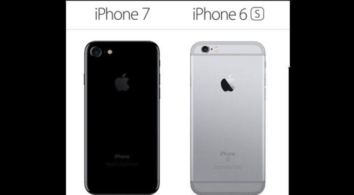 iphone 7 iphone 6s sales comparison