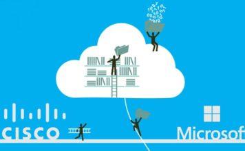Microsoft vs. Cisco in the collaboration market