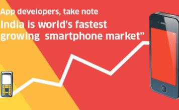 smartphone market India