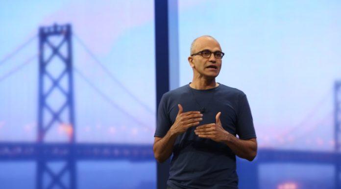 Edge computing Microsoft CEO Satya Nadella