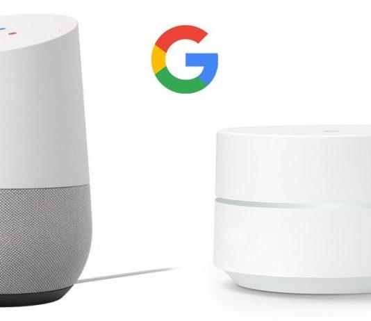 Google Home 2 - Google WiFi