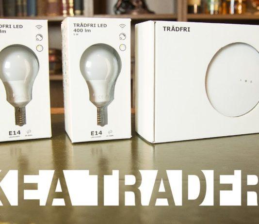 IKEA Tradfri smart light bulb