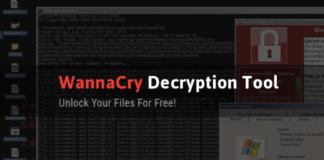 WannaCry ransomware - WanaKiwi Decryption Tool Free