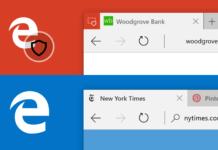 Microsoft Edge Security