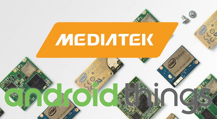 mediatek google assistant