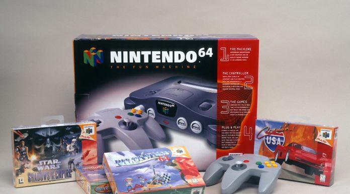 Nintendo 64: The Fun Machine