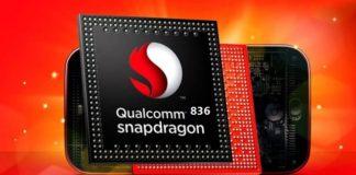 Qualcomm-snapdragon-836 on Google Pixel 2
