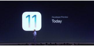 iOS 11 on iPad