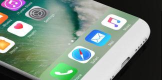 Curved OLED iPhone 8 Samsung Display