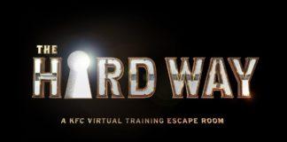 KFC VR training