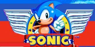 Sonic Mania on Nintendo Switch EShop