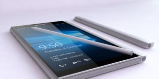 Surface Phone concept device