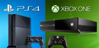 Microsoft Xbox One Sony PlayStation 4 cross-play