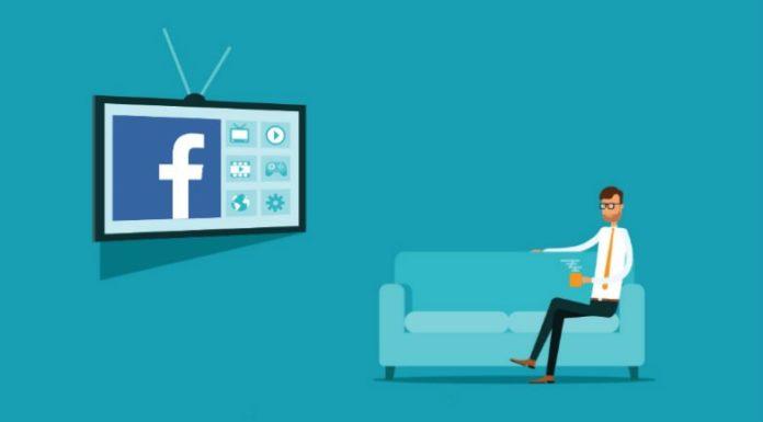 Facebook Watch TV programming