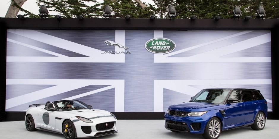 Jaguar Land Rover starts testing autonomous cars on United Kingdom roads