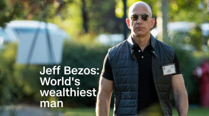 Jeff Bezos AWS