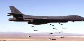North Korea U.S. bomber runs