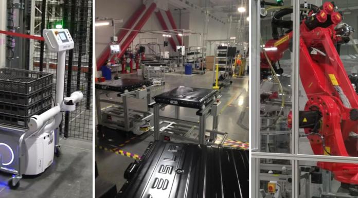 Tesla gigafactory battery bottleneck Model 3