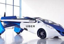 Uber NASA partnership
