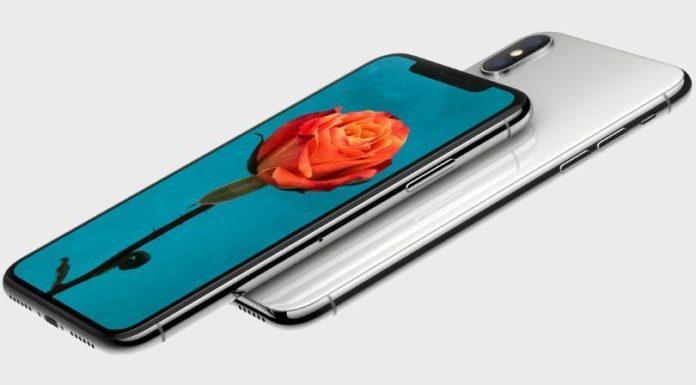 iPhone X stolen ups truck